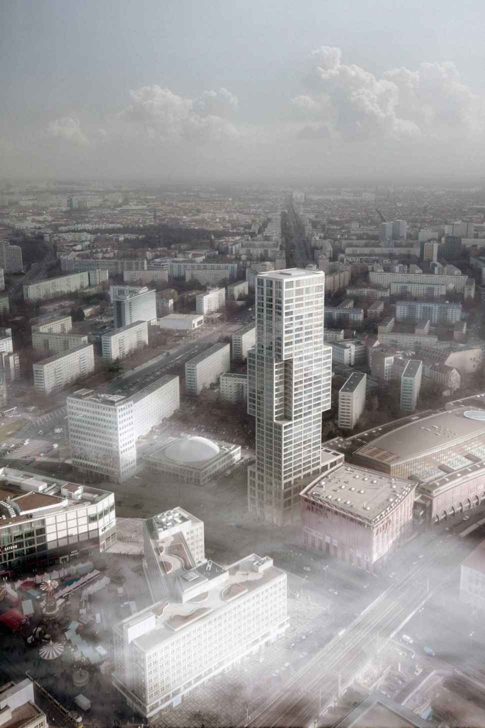 Architekturb ro o o baukunst alexander berlin s - Berlin architekturburo ...